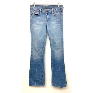7 For All Mankind Medium Wash Bootcut Jeans 26x30